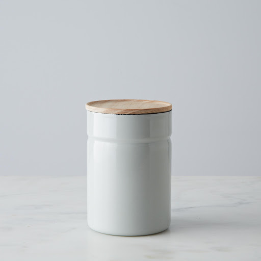 Riess Enamel Canister 525 mL