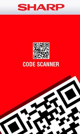 SHARP QR Code Reader