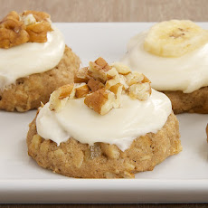 Hummingbird Oatmeal Cookies