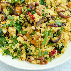 Citrus And Herb Roasted Vegetable Couscous
