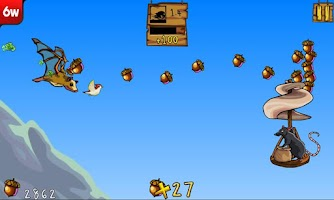 Screenshot of TurboNutz - Run and Jump