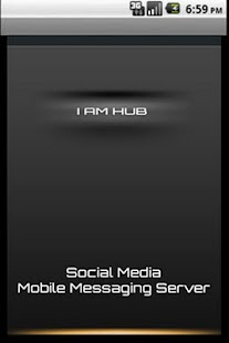 I AM HUB - screenshot