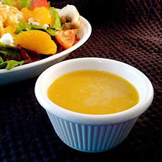 Orange-Walnut Vinaigrette