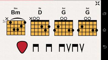 Screenshot of Guitar Lessons Beginner 2 LITE