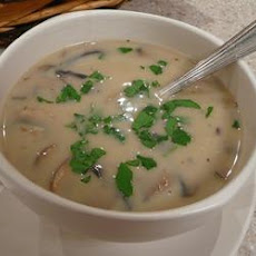 Uncle Bill's French Mushroom Soup
