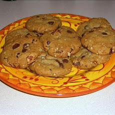 Chocolate Chip Supreme Cookies