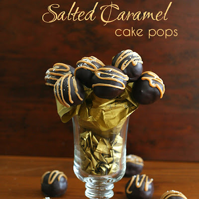 Salted Caramel Cake Pops – Low Carb and Gluten-Free