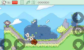 Screenshot of Super Dog