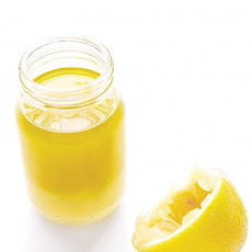 Lemon Vinaigrette to Make 1 1/2 Cup
