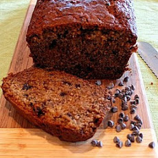 BANANA- CHOCOLATE CHIP BREAD