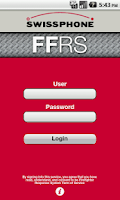 Screenshot of FFRS