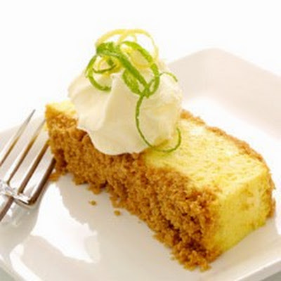 Lemon and Lime Refrigerator Cake