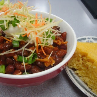 Turkey Chili with Cornbread