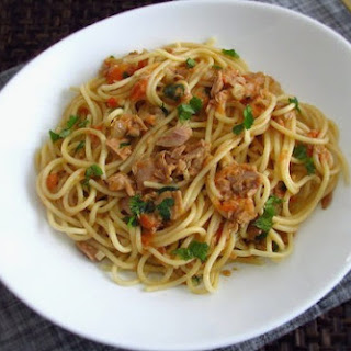 Pasta With Canned Tuna Fish Recipes