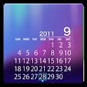 Aurora Calendar icon