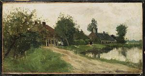 RIJKS: Nicolaas Bastert: painting 1923