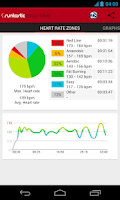 Screenshot of Runtastic Road Bike PRO