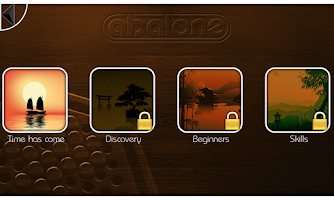 Screenshot of Abalone Brazil Edition Free