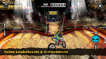 Screenshot of RED BULL X-FIGHTERS