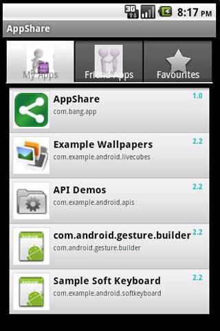 appshare
