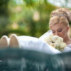 Dream by David Ovidiu - Wedding Bride ( wedding, bride )