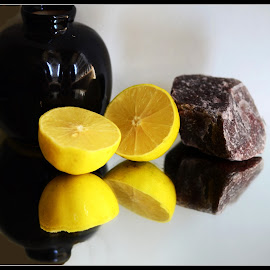 Lemons by Prasanta Das - Food & Drink Fruits & Vegetables ( lemons, composition )