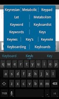 Screenshot of ICS Keyboard