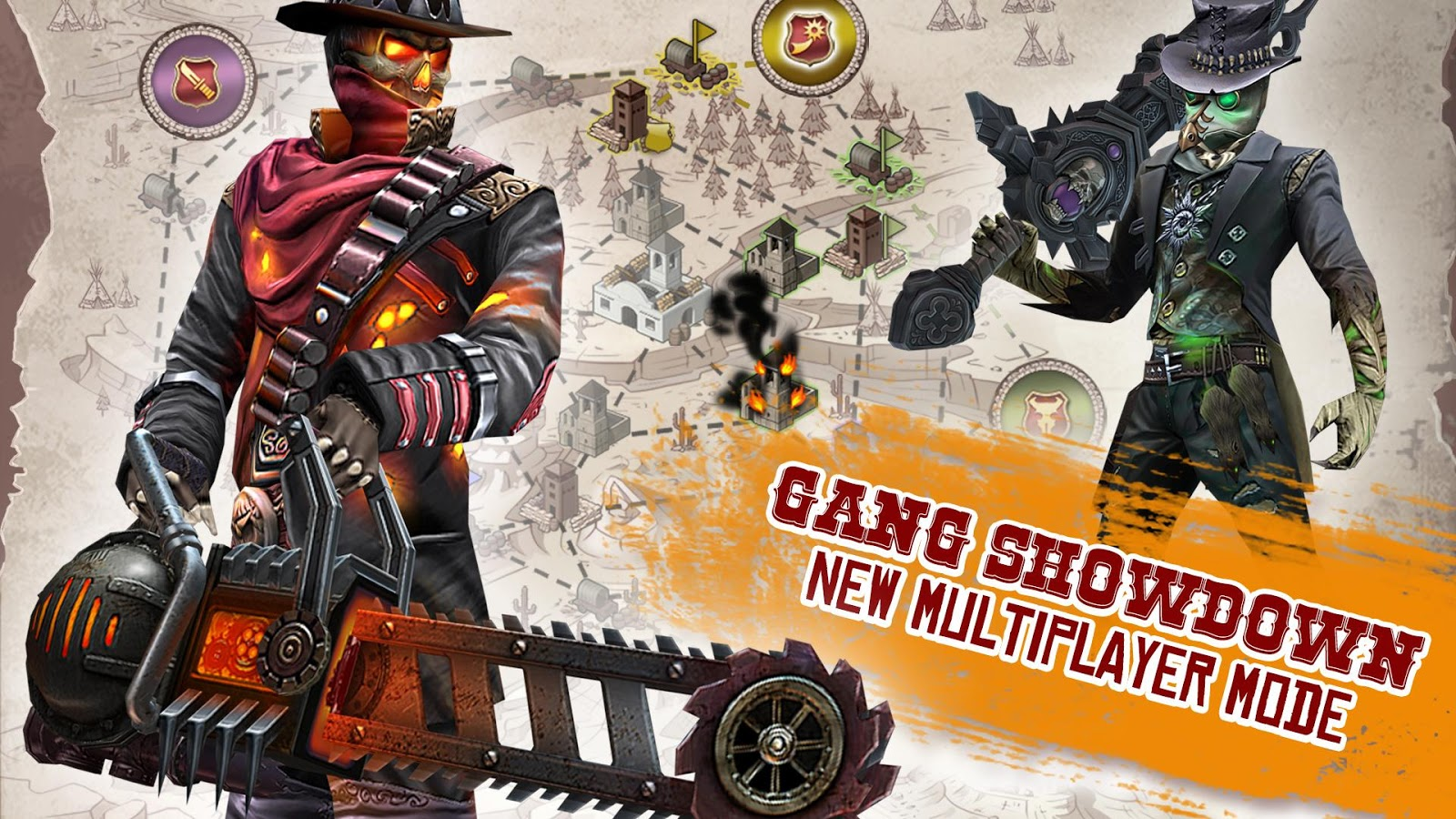 Six-Guns: Gang Showdown Screenshot 2