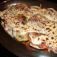 Veal With Pizza Topping