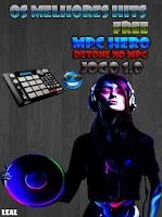 Screenshot of MPC Hero Game Music FUNK