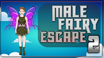 Screenshot of Male Fairy Escape Part 2