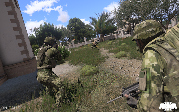 Bohemia Interactive launches a video guide to the Zeus DLC for Arma III