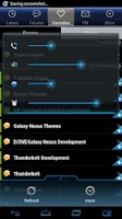 Screenshot of Cobalt - CM9/CM10/CM11 Theme
