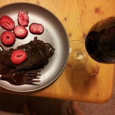 Chocolate Flourless Torte / Cake