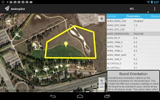 Screenshot of Andropilot