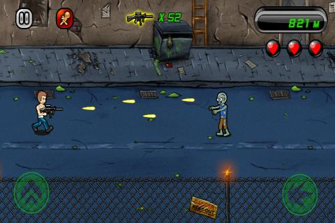 zombie-city for android screenshot