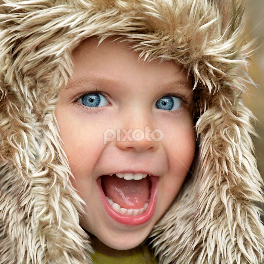 Roar! I'm a Lion by Lucia STA - Babies & Children Child Portraits (  )