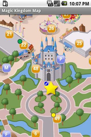 Magic Kingdom Mini Guide