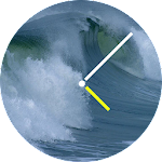 Surf Watch Face Wind Wave Info APK Image