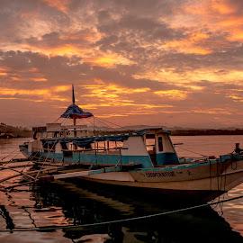 Island Rides by Karen Lee - Transportation Boats