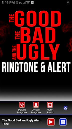 The Good Bad and Ugly Ringone - screenshot