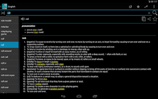 Screenshot of English Dictionary - Offline