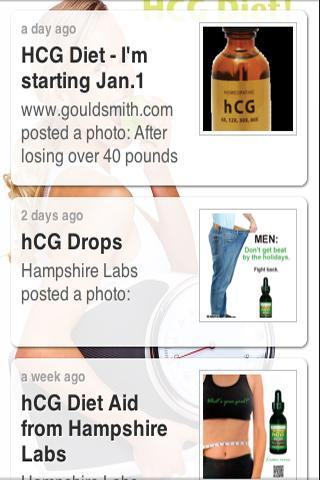 【免費健康App】HCG Diet!-APP點子