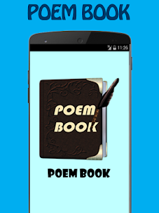 Poem Book - screenshot