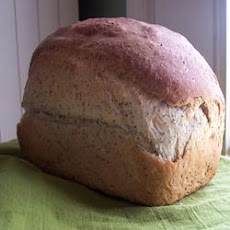 Poppy Seed Yeast Bread