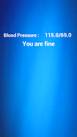 Screenshot of Acc. Blood Pressure(BP)Monitor