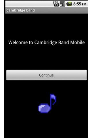 Cambridge Band Mobile