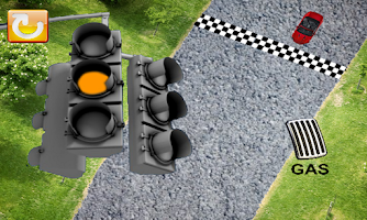 Screenshot of Car Racing Reflex