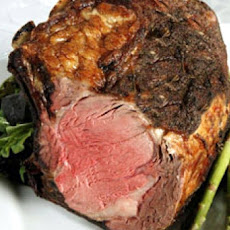 Wonderful Roasted Prime Rib