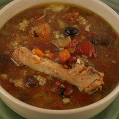 Slow Cooker Mulligatawny Soup
